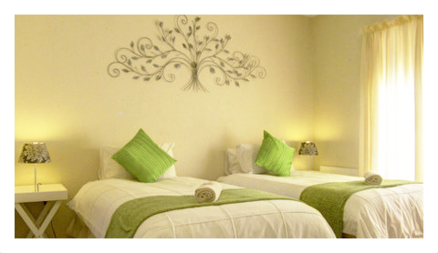 Alte-Welkom Bed and Breakfast Guesthouse in Klerksdorp, South Africa.